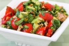 tomato-avo-tuna-salad-kalyns-kitchen-300x199