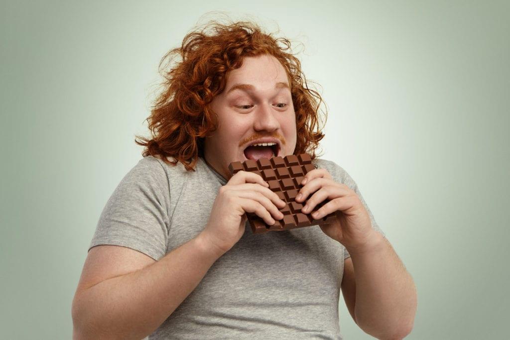 Søtsuget kan gi ubehagelige abstinenser, men er heldigvis forbigående og ikke farlig.
