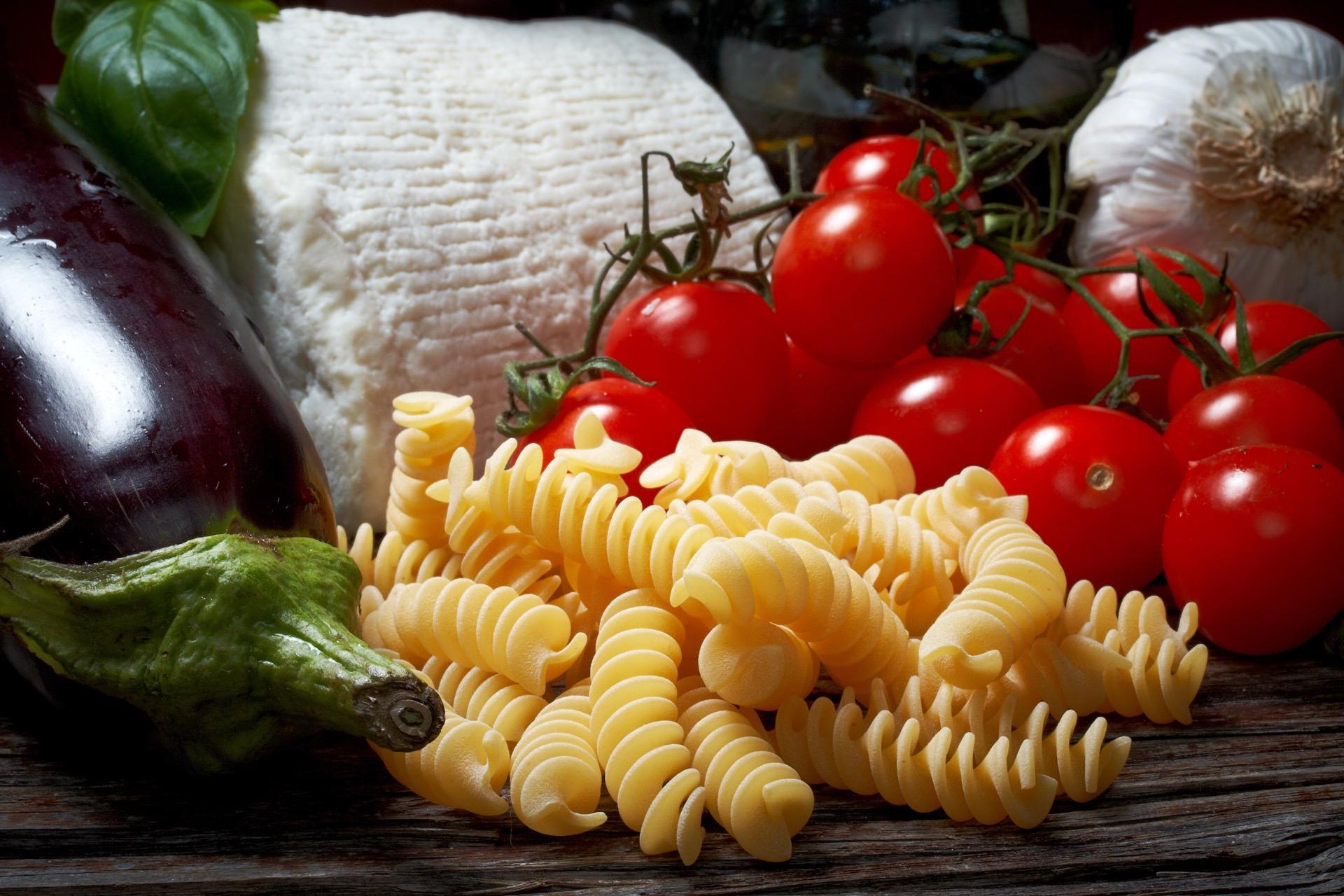 pasta fersk