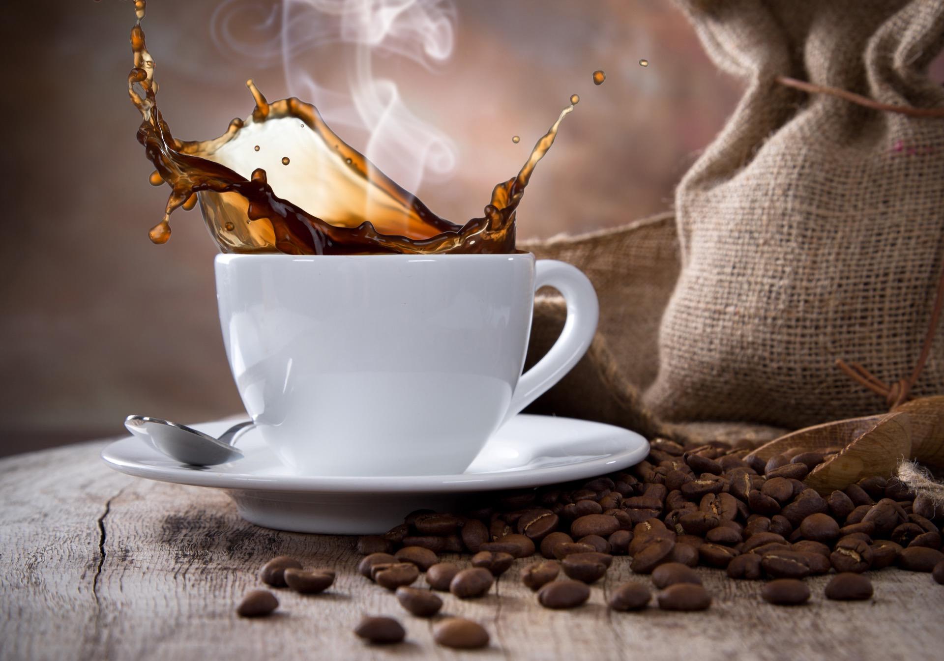 kaffe trappegåing