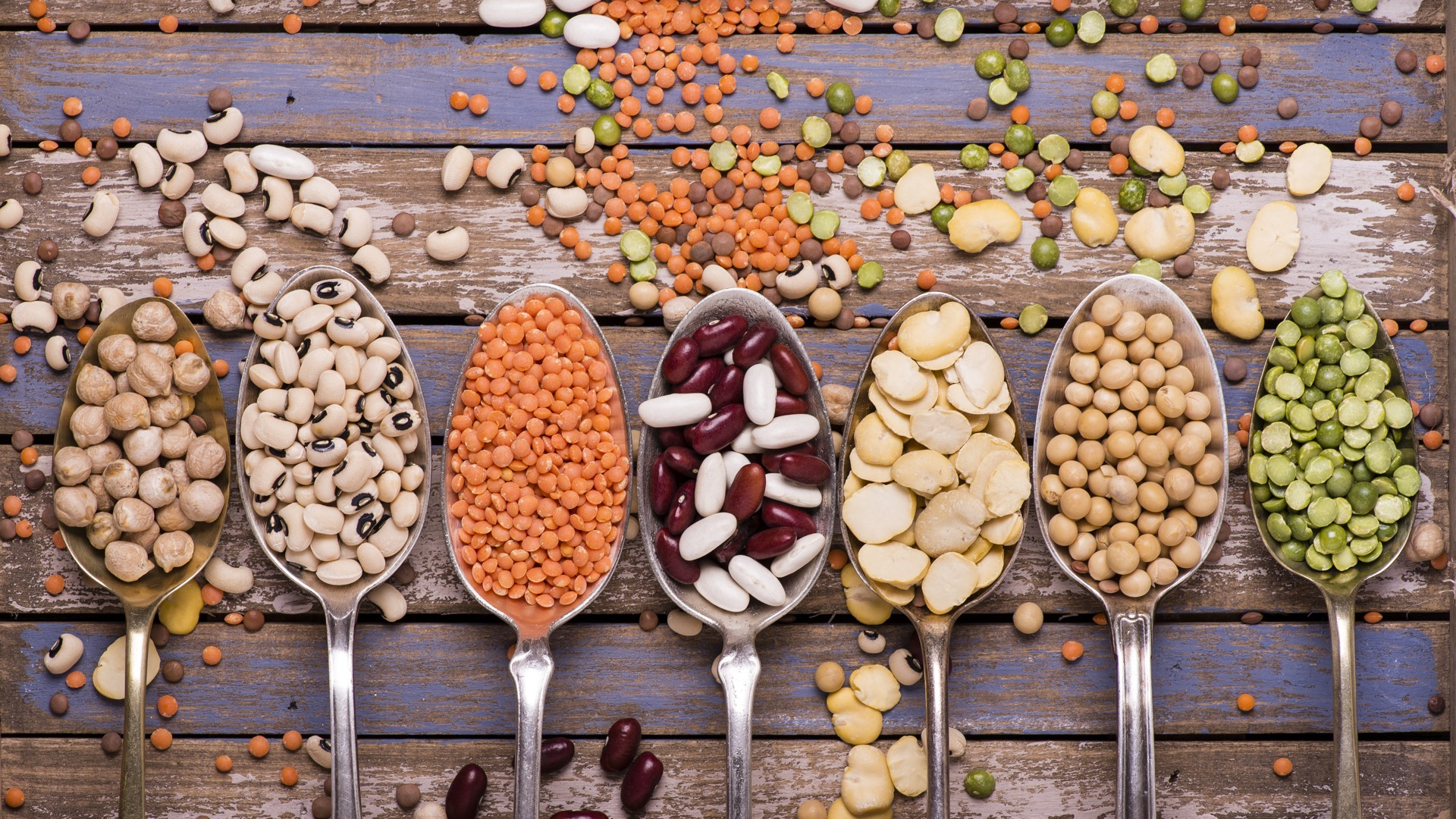 proteiner veganer