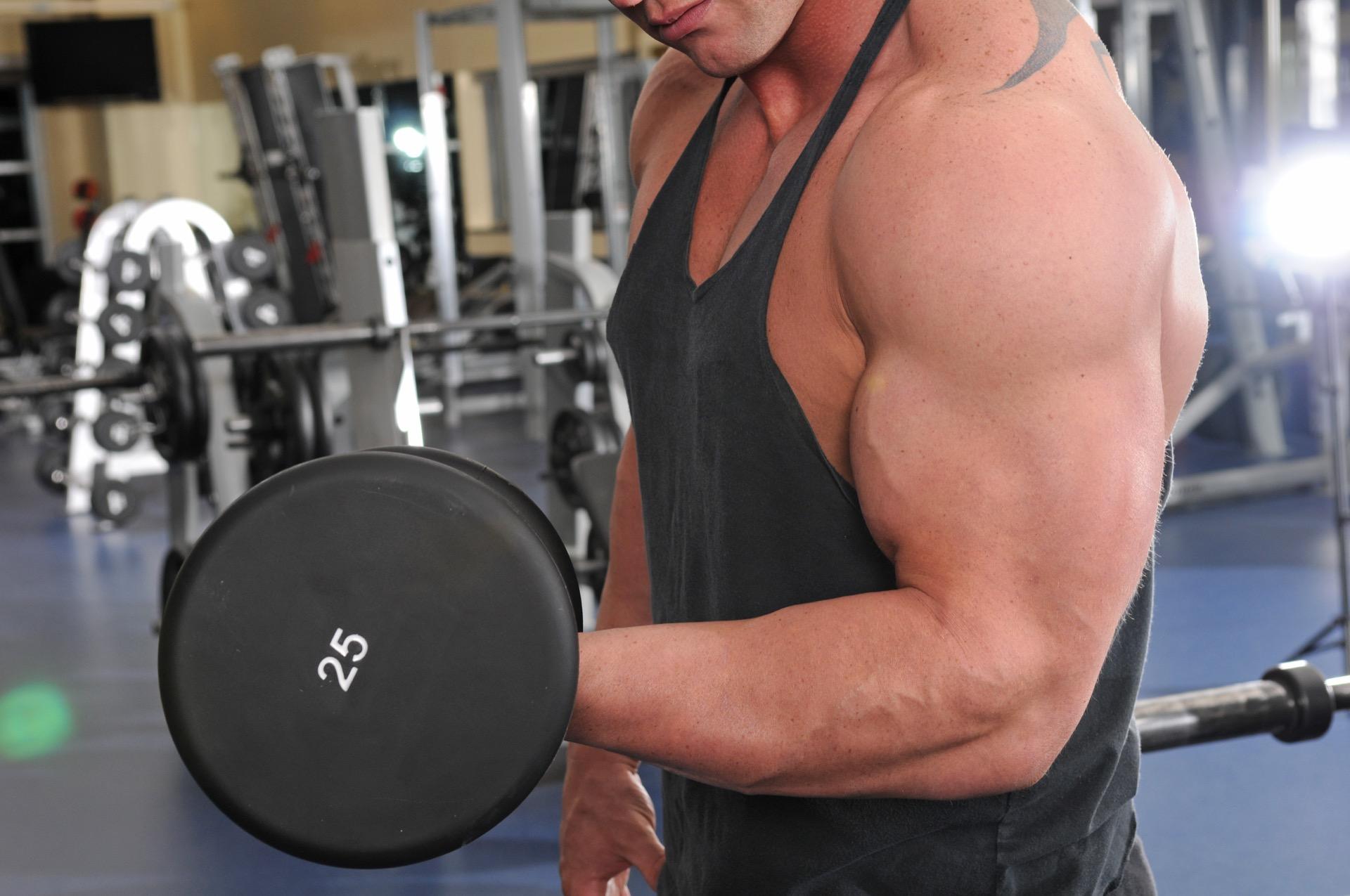 treningsvolum muskelvekst