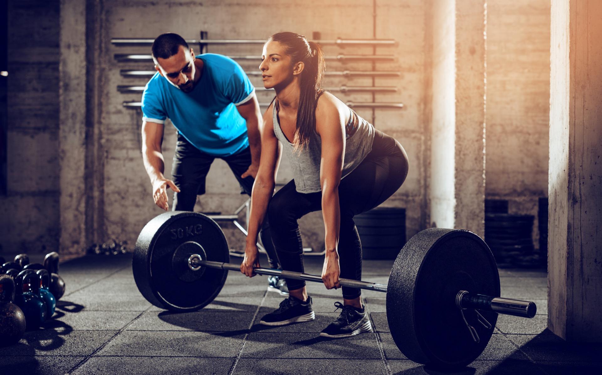vanlige feil i styrketrening