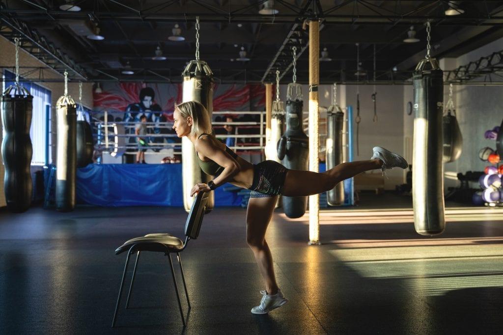 styrketrening og vektreduksjon