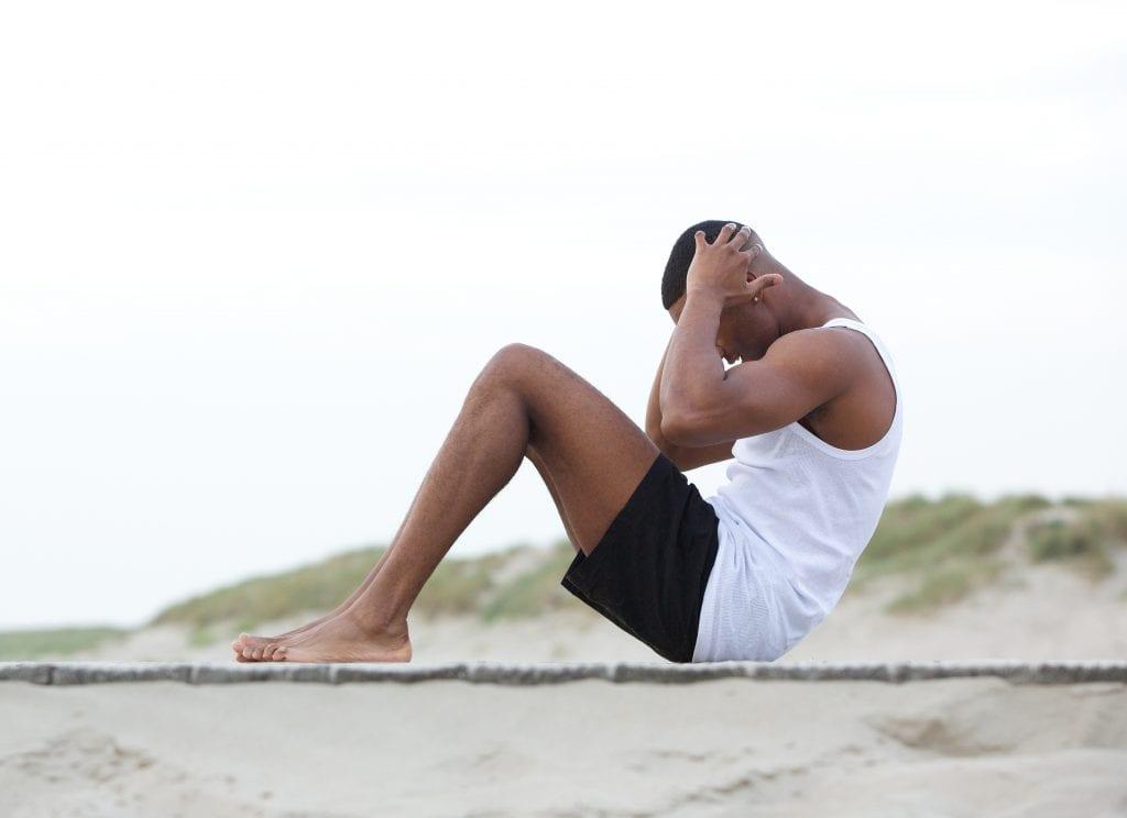 effektiv trening magemuskler