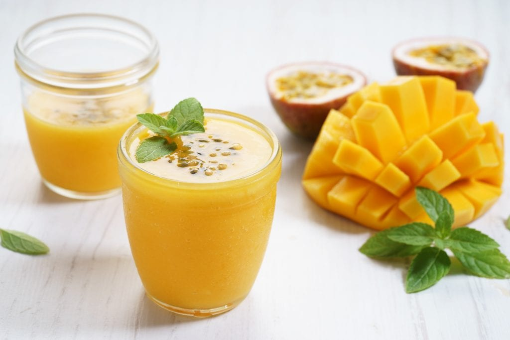 sunne smoothie oppskrifter