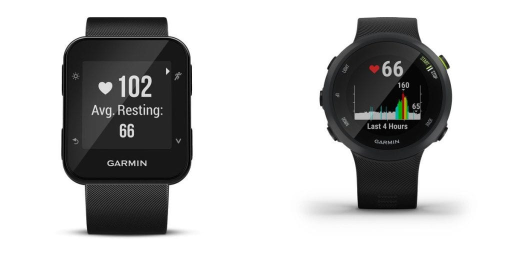 Garmin Forerunner 45 test