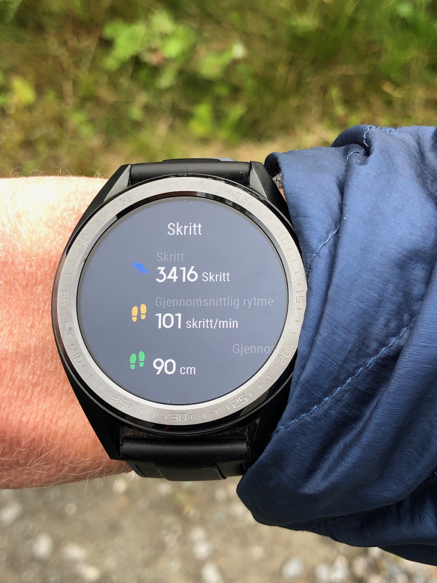 Huawei Watch gt test