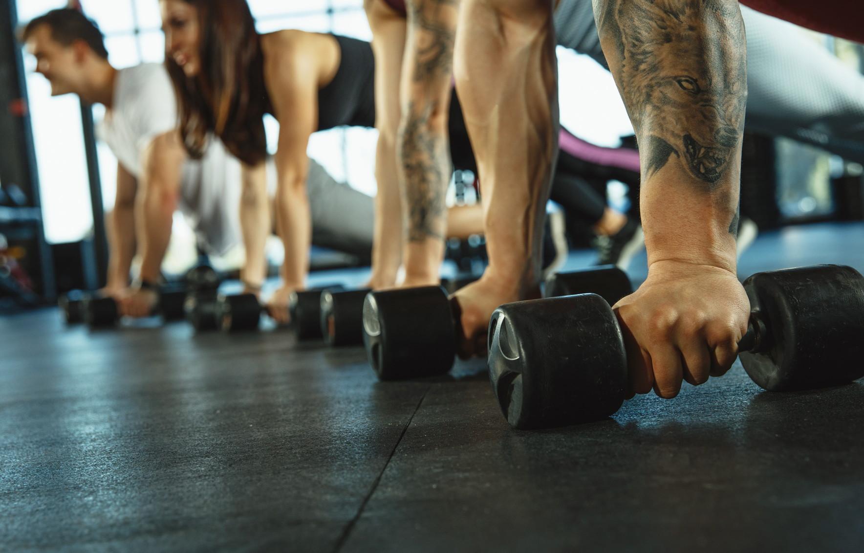 kondisjons- og styrketrening