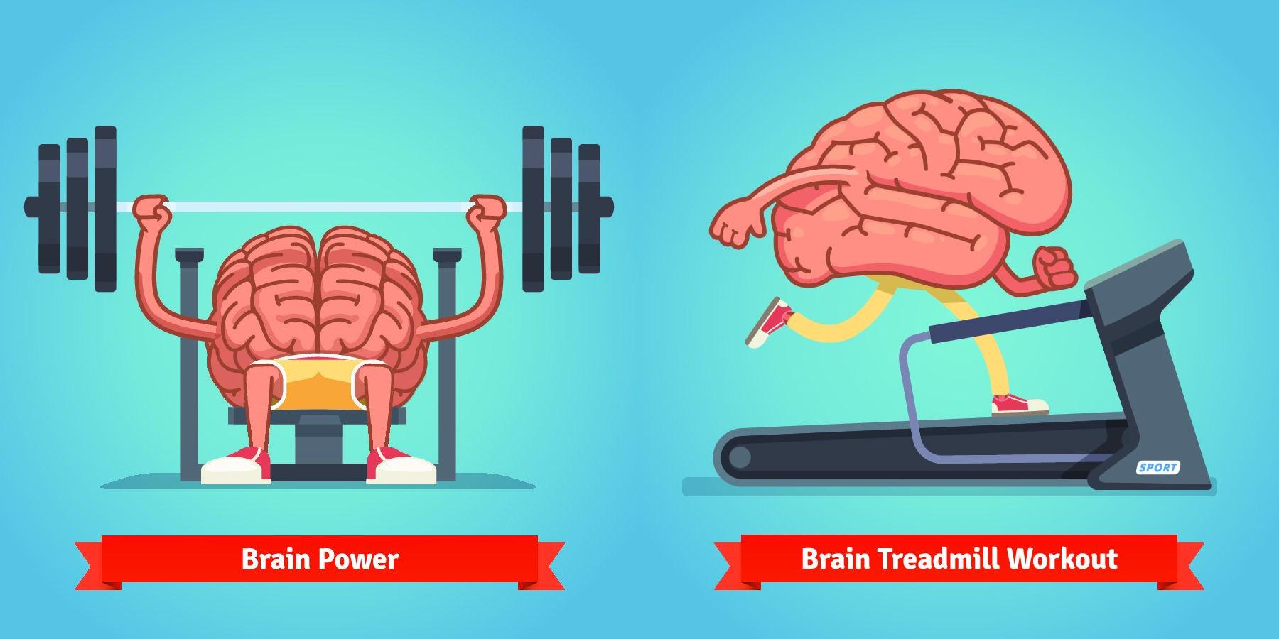hjernen trenning