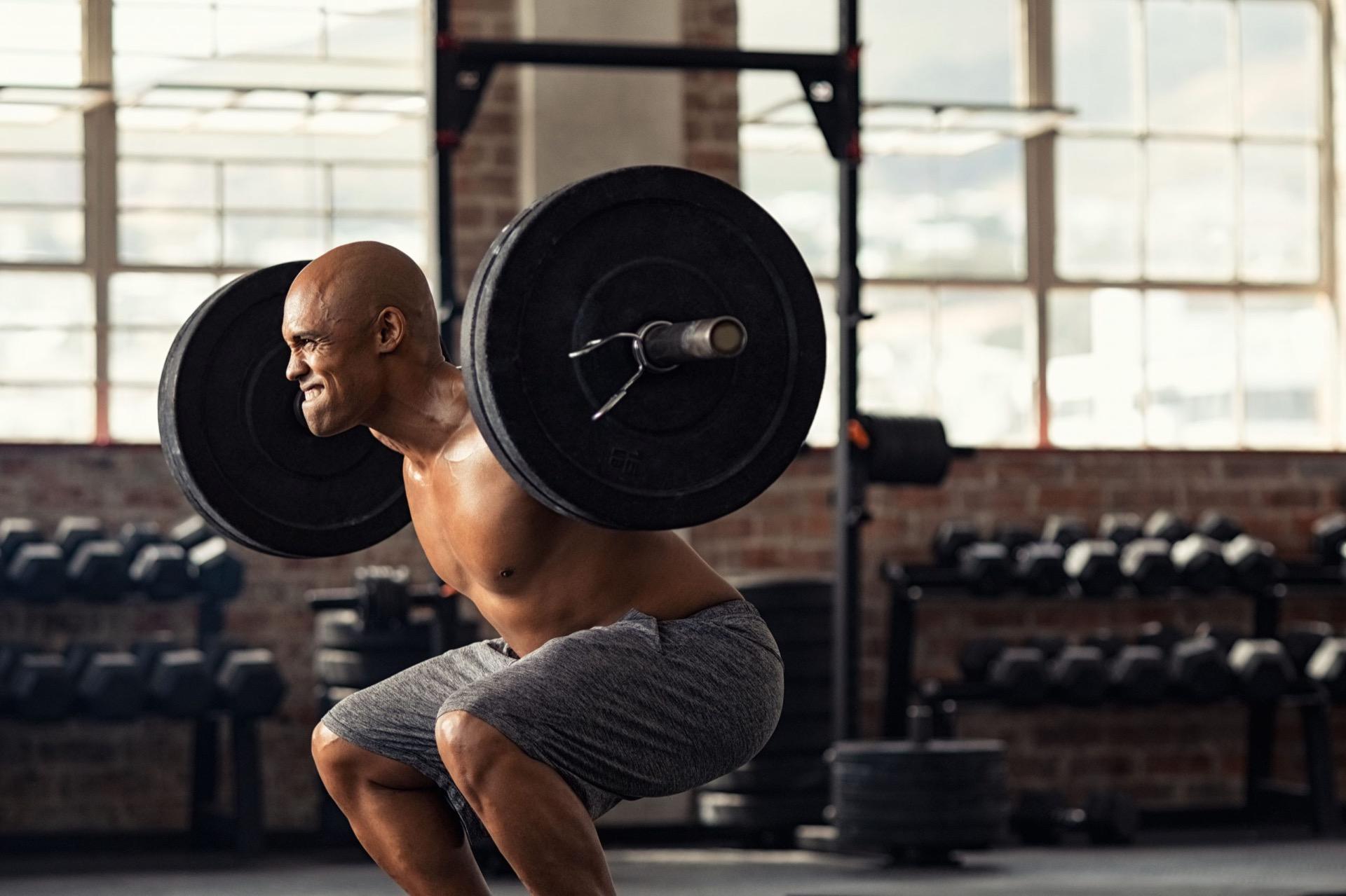 knebøy styrketrening