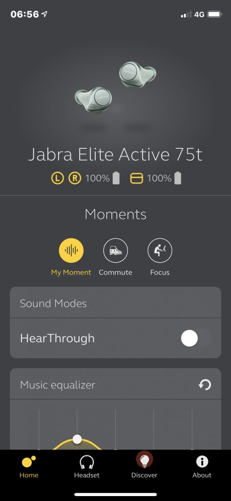 Jabra elite active 75t test