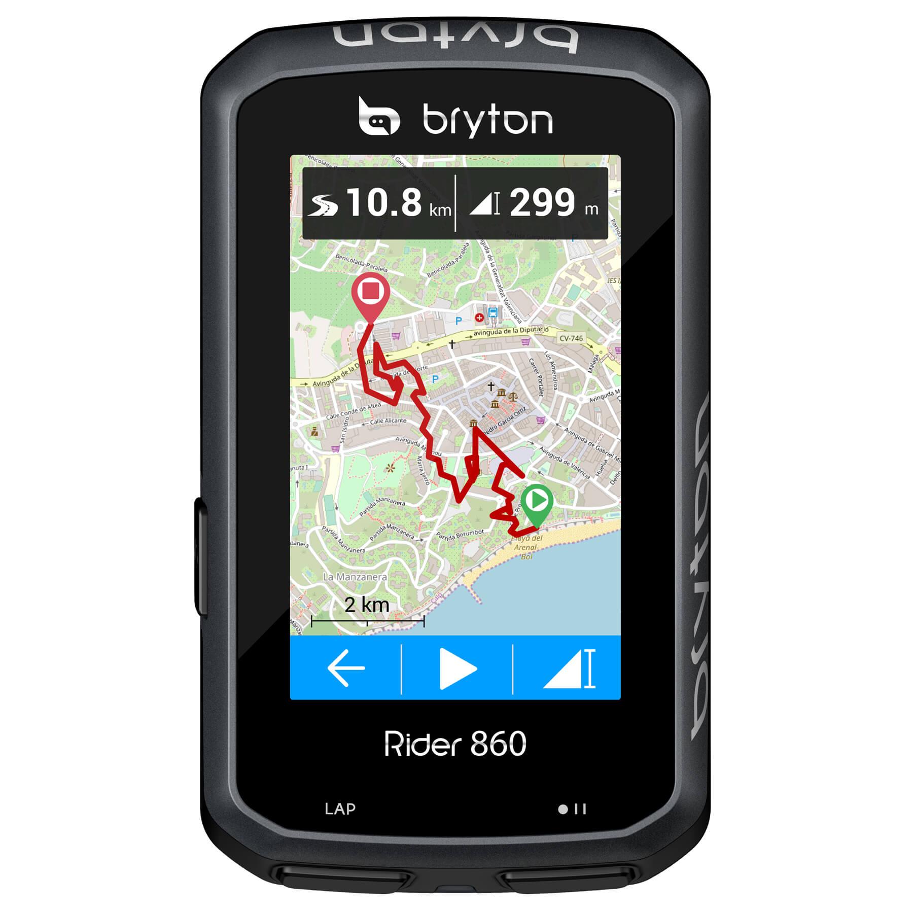 Bryton Rider 860