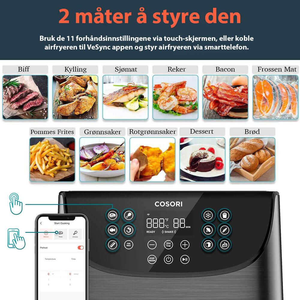 Cosori Premium Smart Airfryer