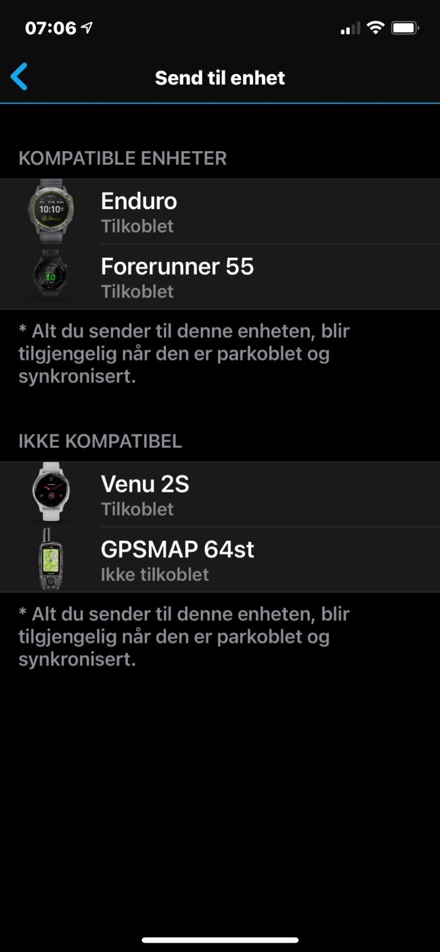 Garmin Forerunner 55 - PacePro