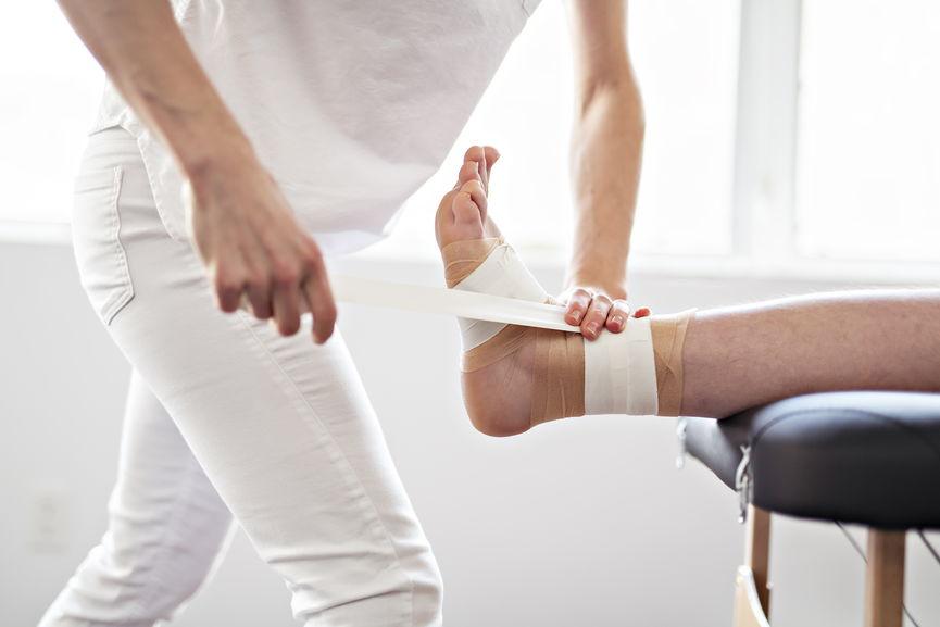 rehabilitering treningsskade
